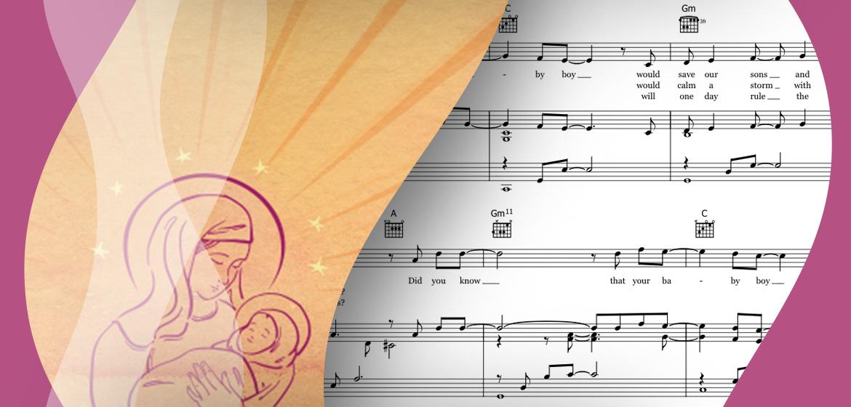 Mary did you know letra español pentatonix sheet music