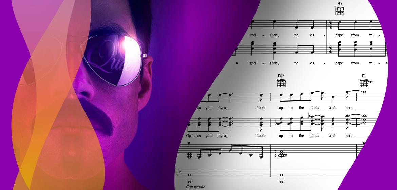 Queen Sheet Music